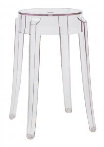 Kartell - Charles Ghost Altezza 46