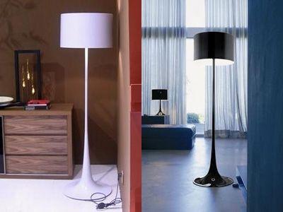 Flos Spun Floor Lamp light catalogue - Light Ideas