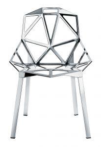 Magis - Chair One 3 - Aluminium