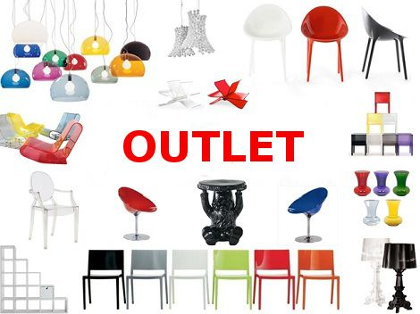 Kartell outlet for Sgabelli kartell outlet