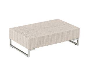 Emu luxor tavolo basso pouf for Emu arredi per esterni