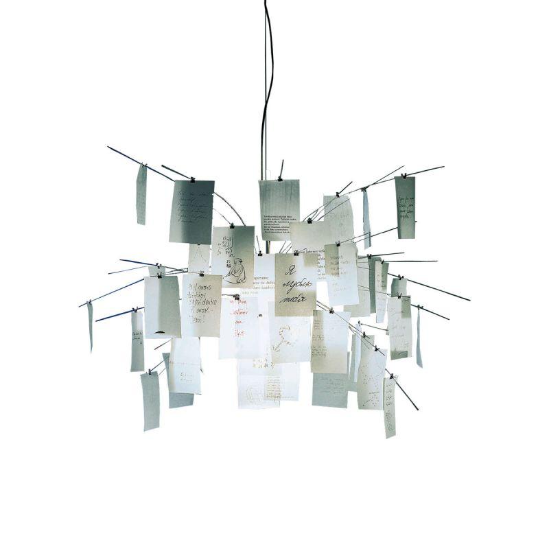 ingo maurer zettel 39 z 5. Black Bedroom Furniture Sets. Home Design Ideas