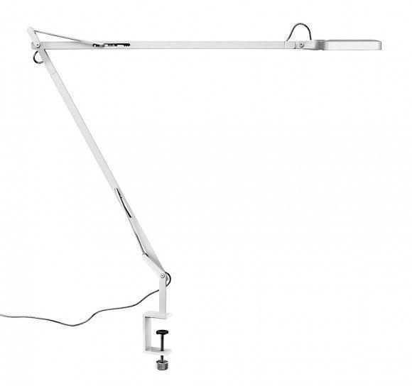 flos kelvin led clamp. Black Bedroom Furniture Sets. Home Design Ideas