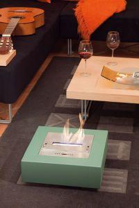 Altro Fuoco - Moog Quadrato senza vetri